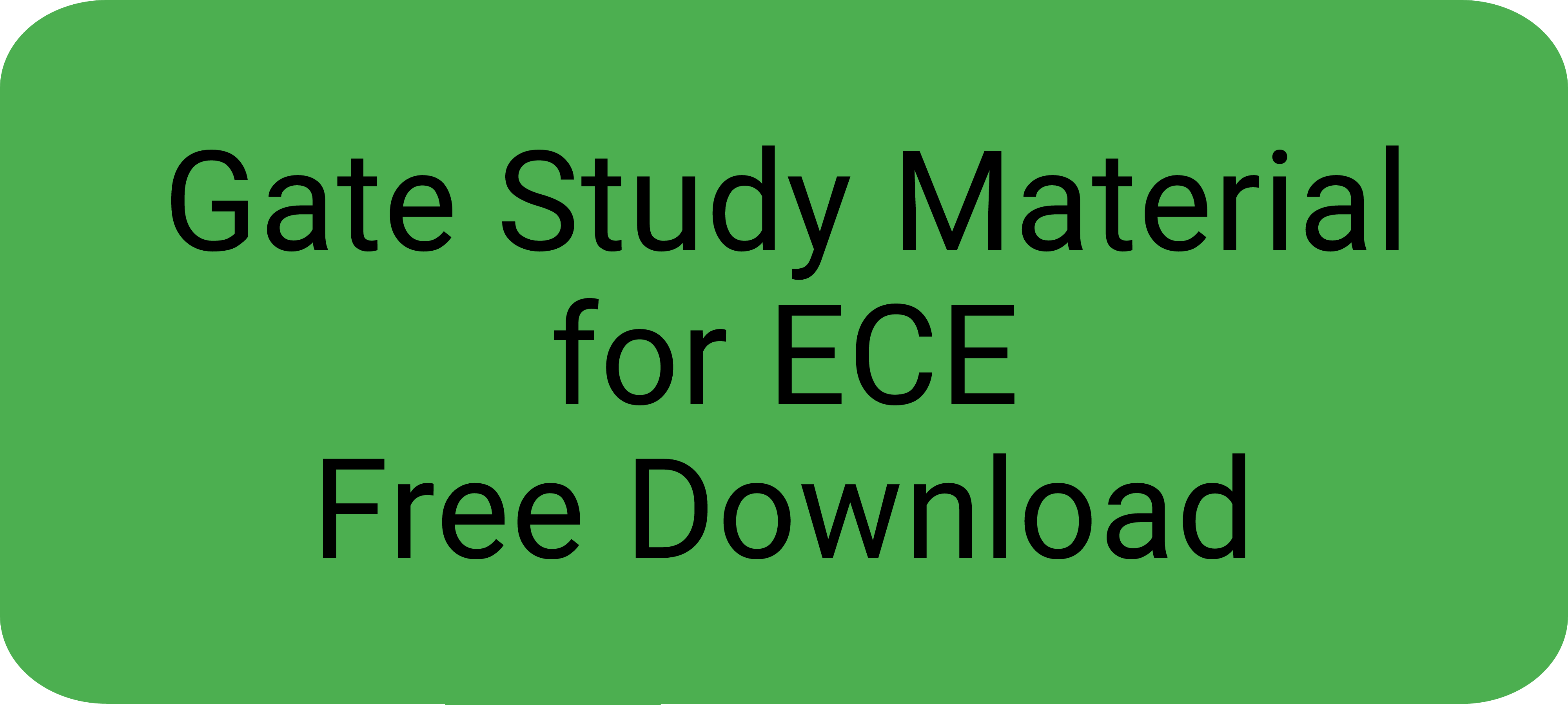 Gate study material for ece