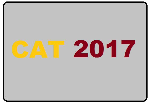 CAT Syllabus 2017