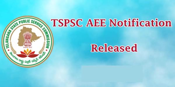 tspsc aee notification 2017