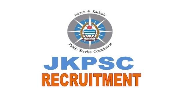 JKPSC Recruitment 2019 Apply Online