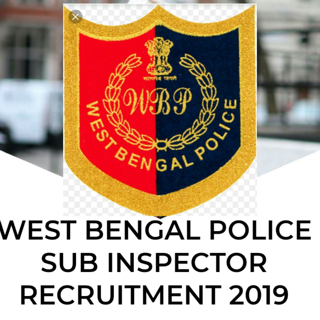 West Bengal Police Sub Inspector Salary and Pay Scale Details 2019