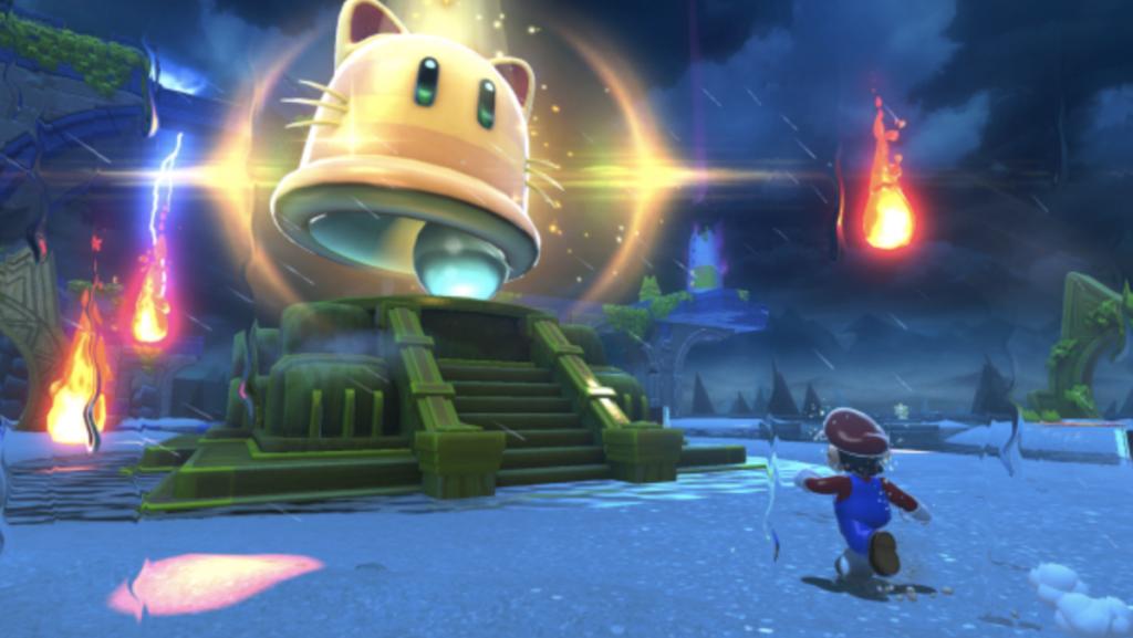 Super Mario 3D World Nintendo Switch Release Date