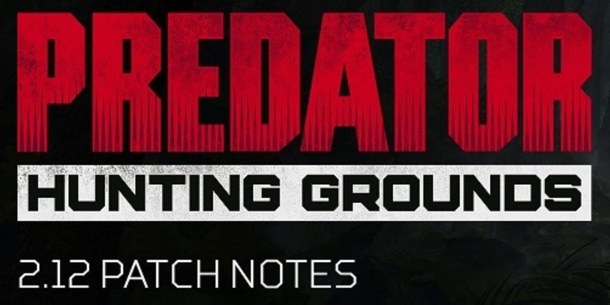 predator hunting grounds update 2.12