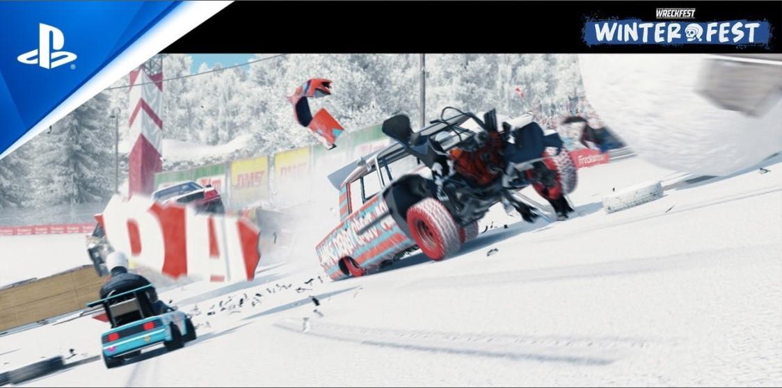 wreckfest winter update 1.90