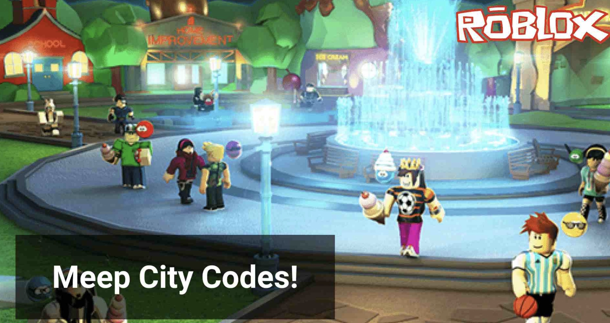 Meepcity Codes