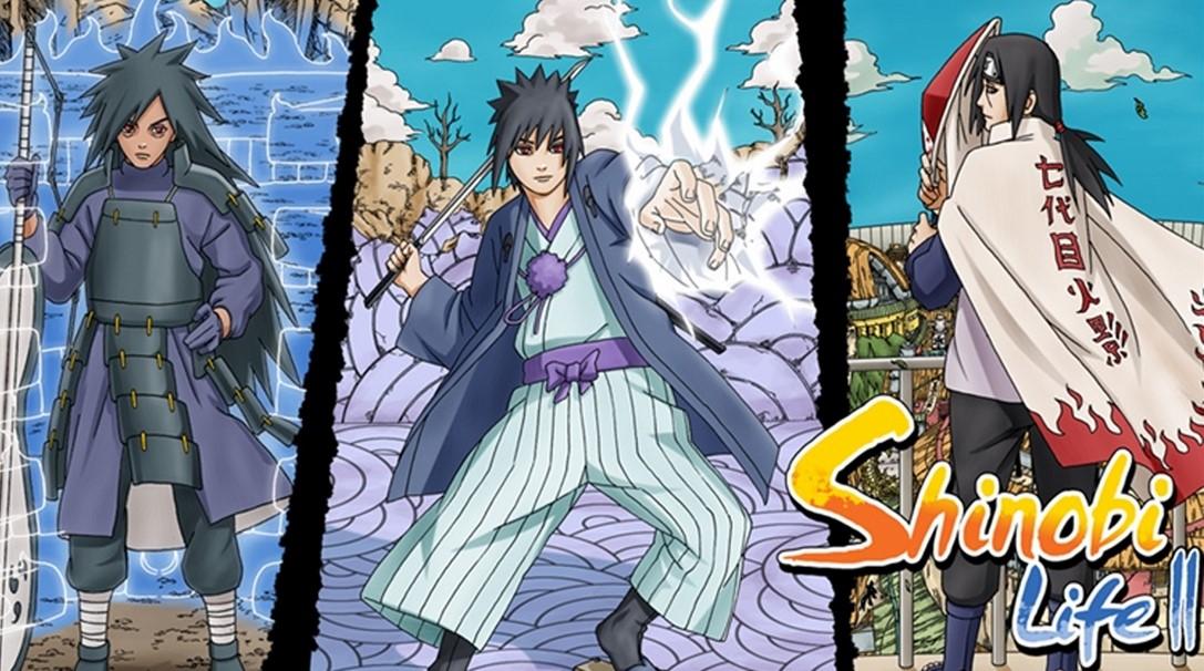 Shinobi Life 2 codes
