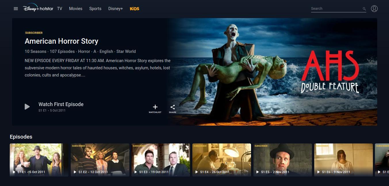 American Horror Story Season 10 Episode 6 Release Date