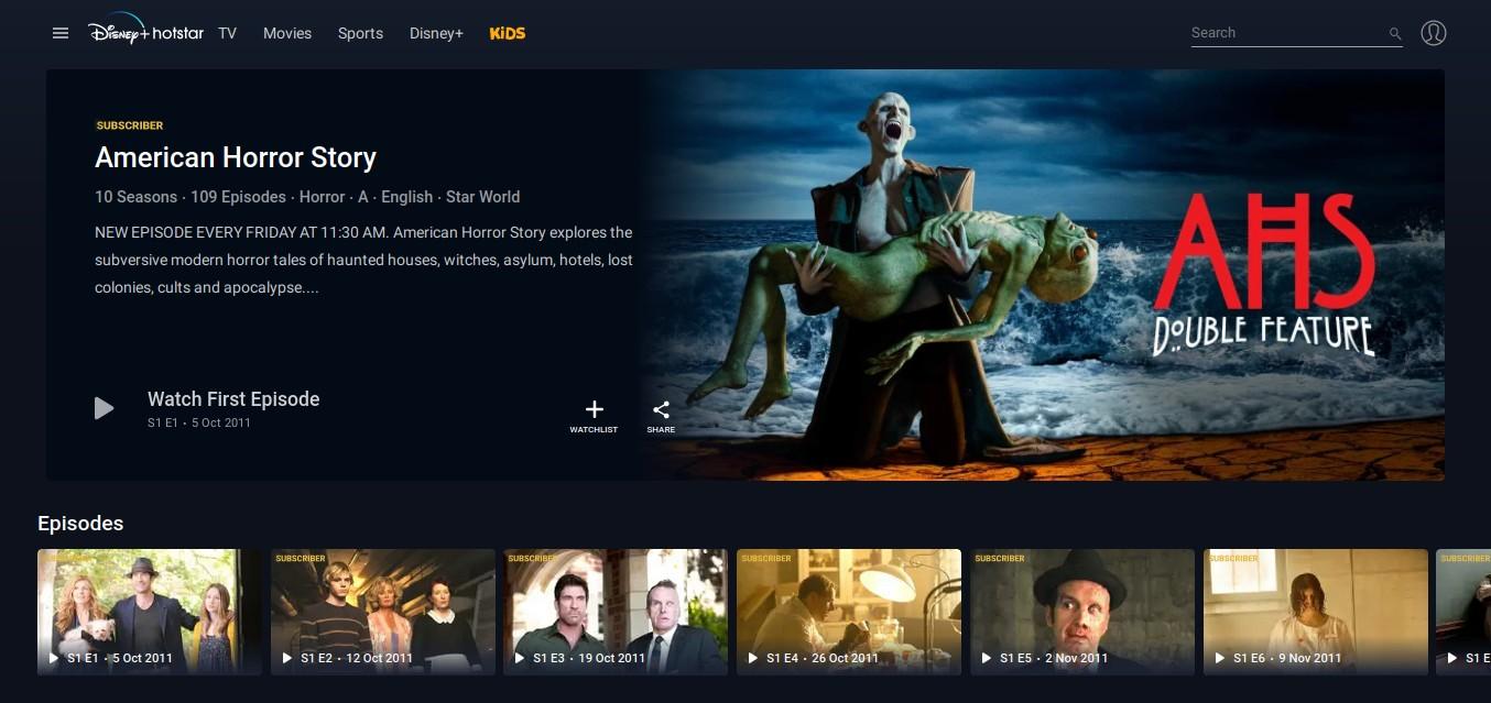 American Horror Story Season 10 Episode 9 Release Date