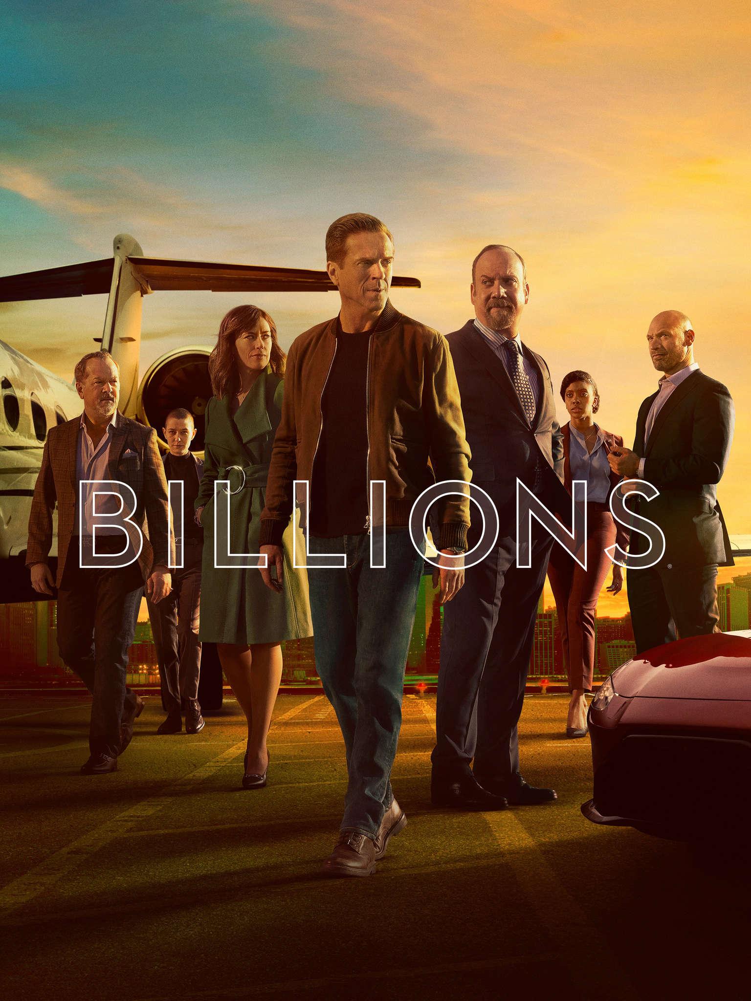 Billions Season 6 Release Date