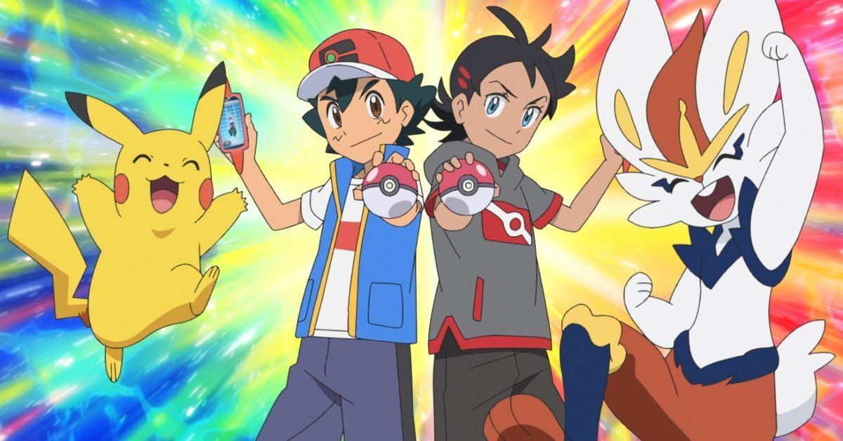 Pokemon Journeys Episode 82 Release Date