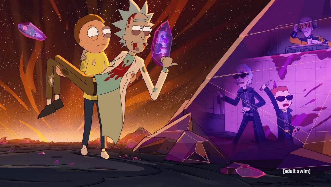 Rick and Morty Season 7