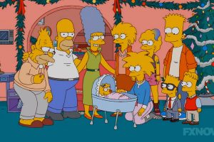 The Simpsons Season 33 Episode 2 Release Date