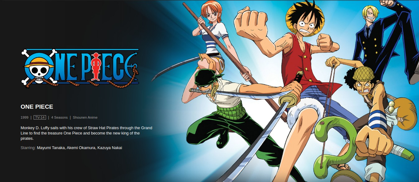 One Piece Anime Episode 998 Release Date
